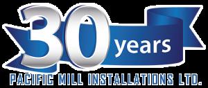 30 Years - Pacific Mills Installations Ltd.