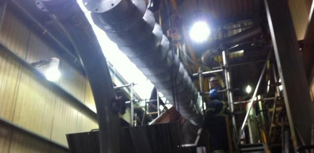 Industrial service - plant maintenance